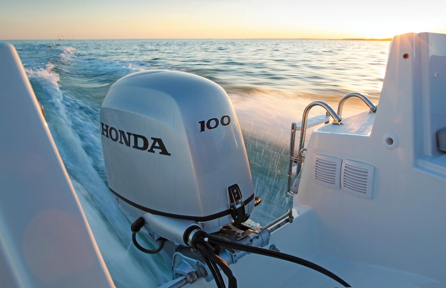Honda Mid-Range Outboards - 25 - 100 hp