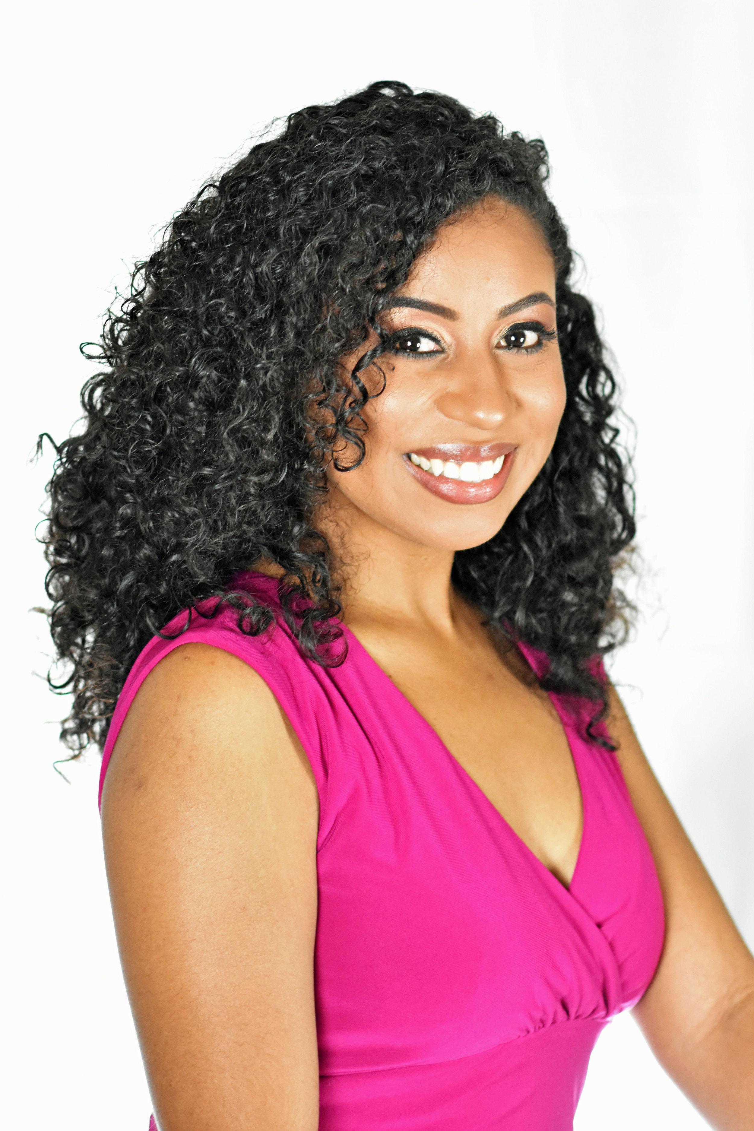 Miss Southwest Texas- Chantelle Lewis