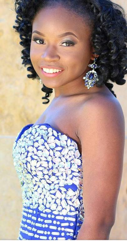 Corlisa Hockless  Miss Central Texas