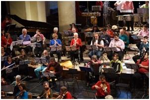 The CoMA London Ensemble