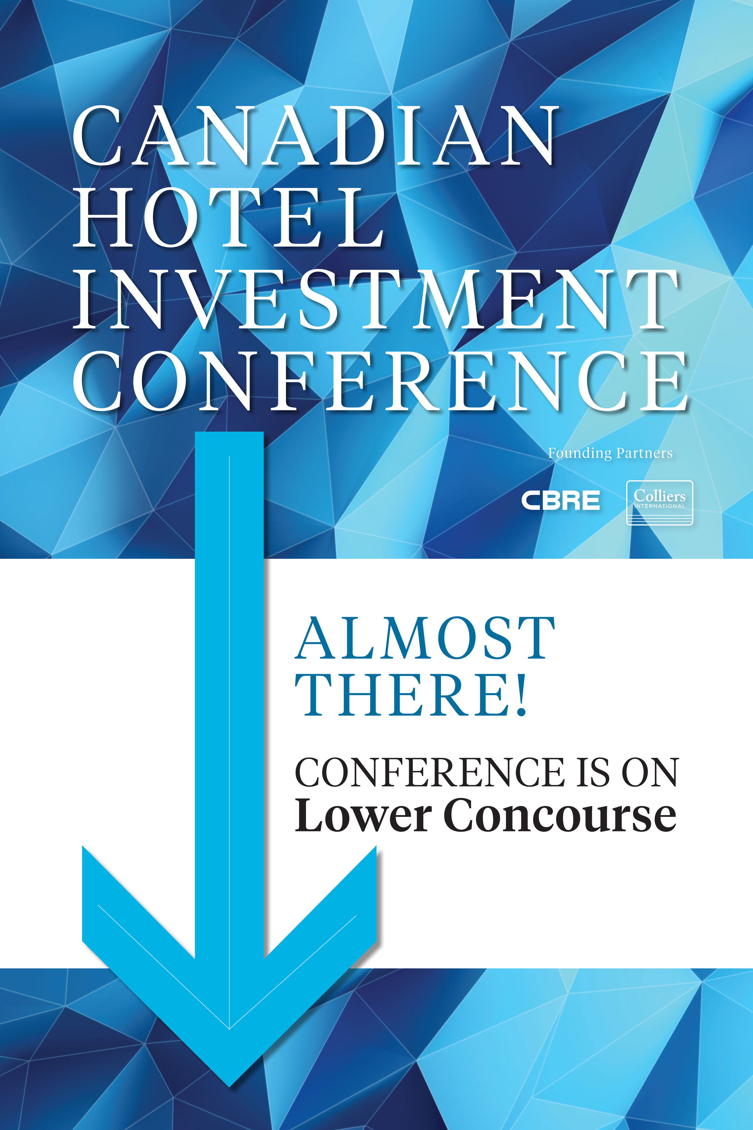 Canadian hotel investment conference hong mosfet chimera investment