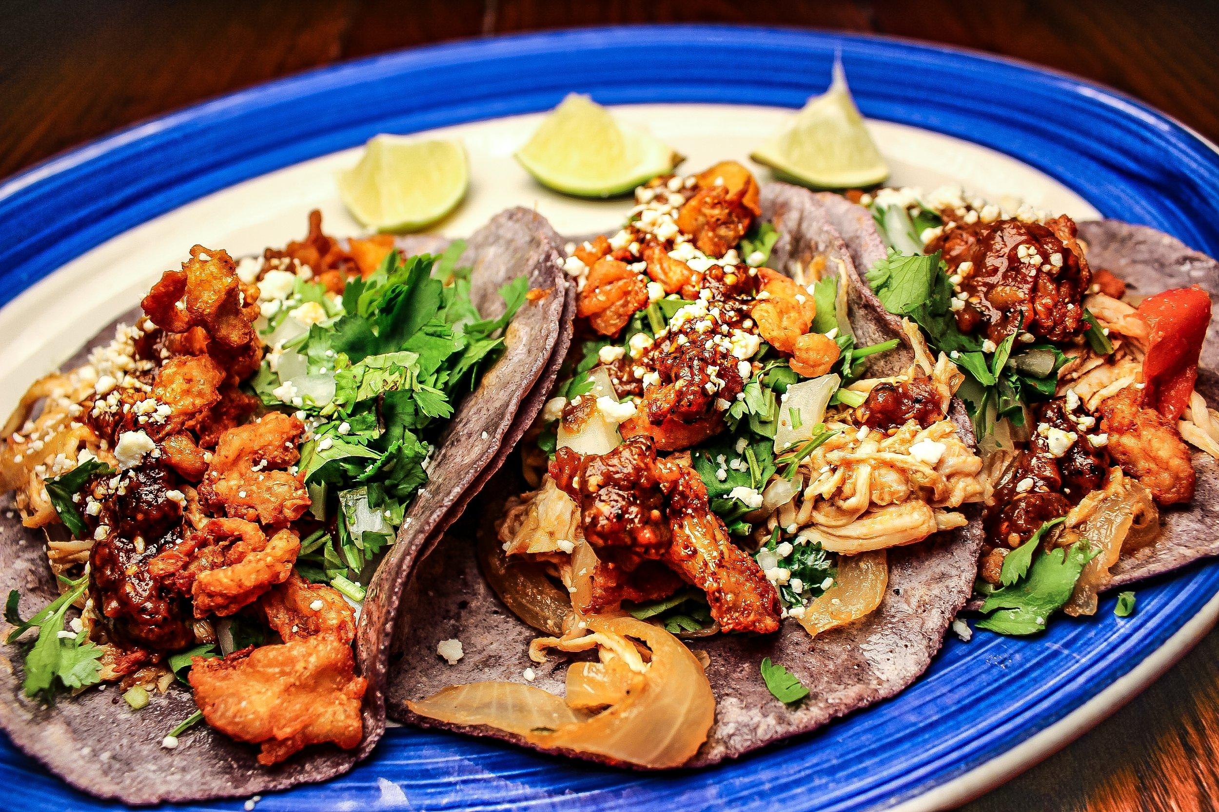 The Medina Taco - Mariachi De Oro Mexican Grill