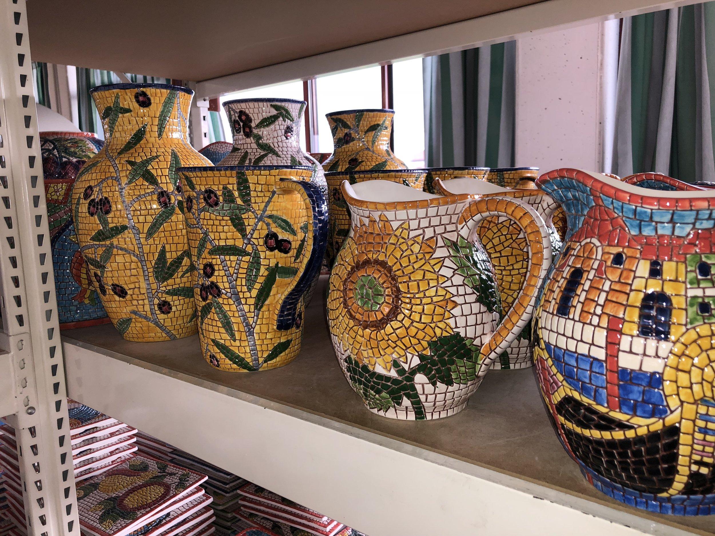 Ceramics in Novi