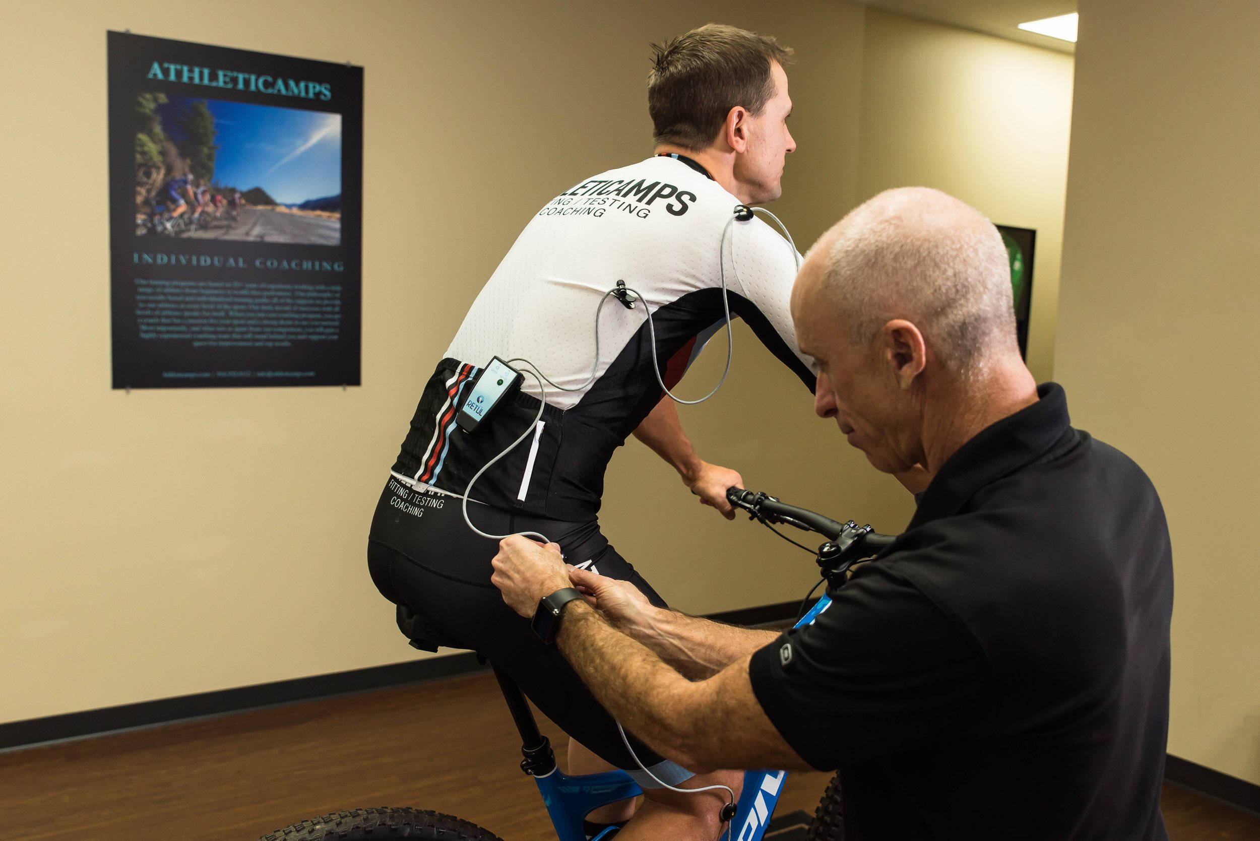 Retul 3d motion analysis