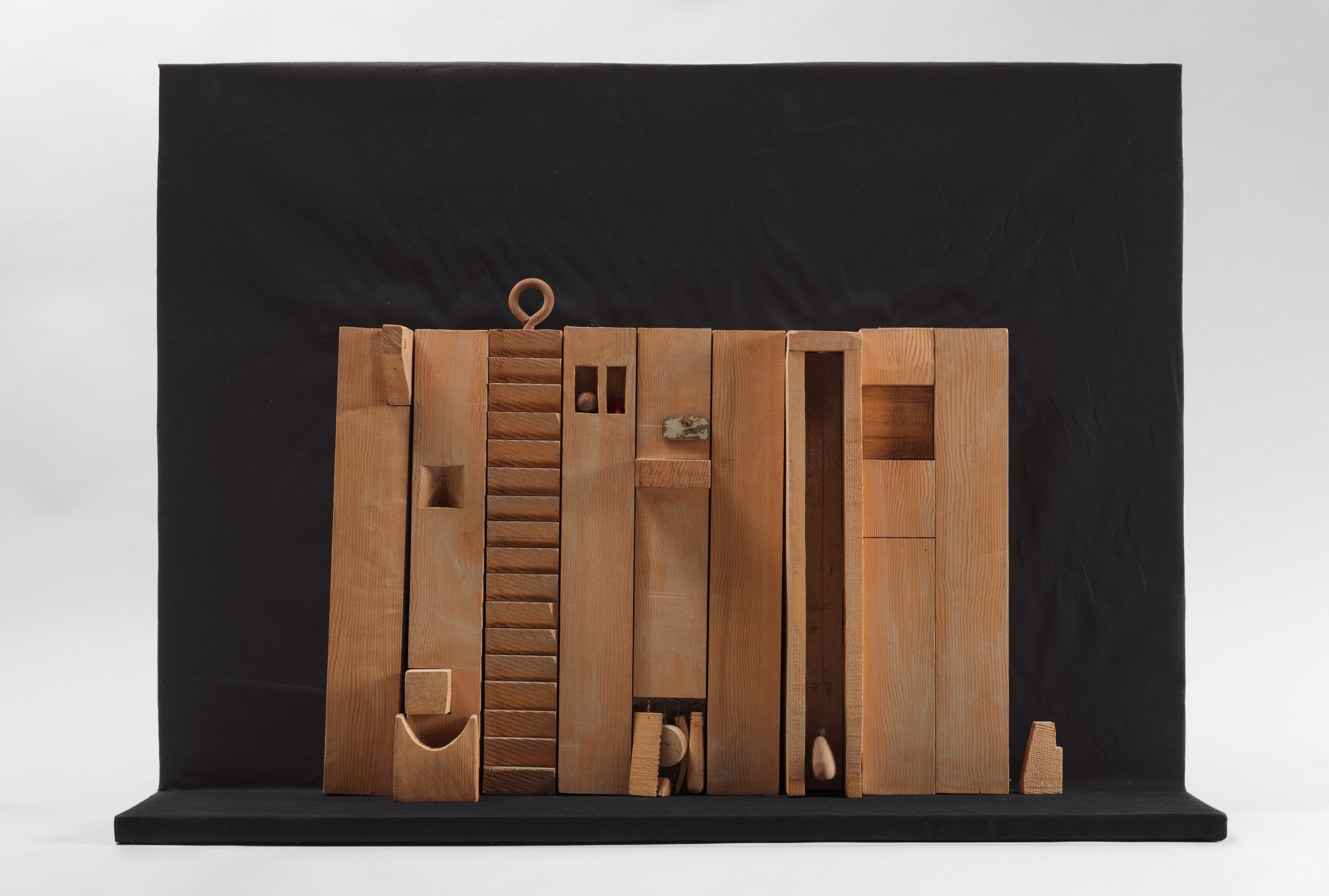 Wooden Maquette