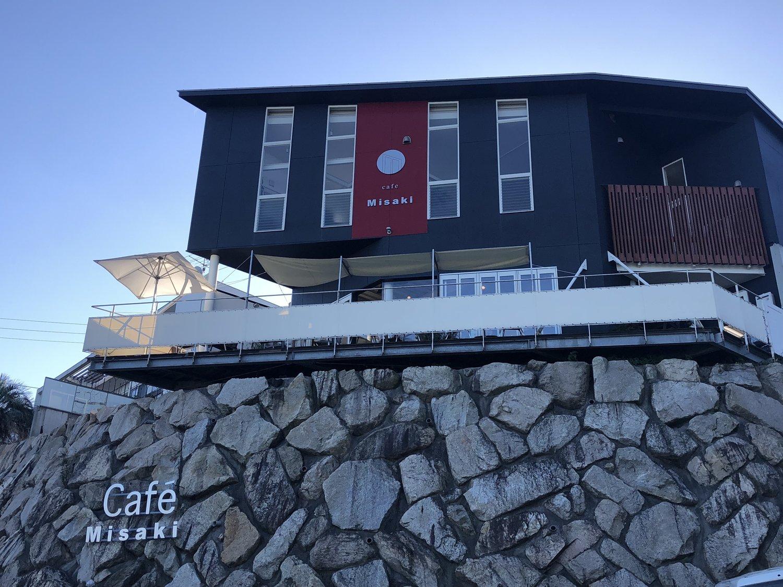 Oshima eats: Cafe Misaki - Iwakuni Area