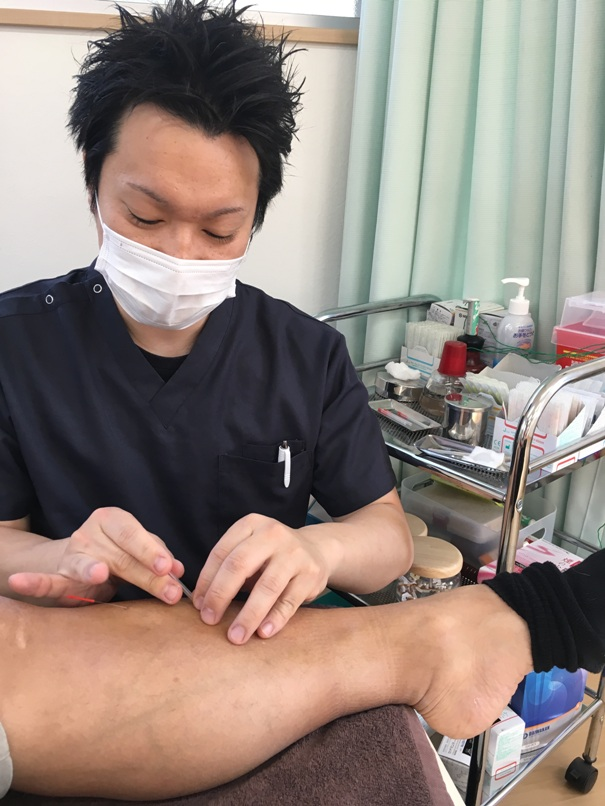 Tsubaki Athletic Massage & Acupuncture - Iwakuni