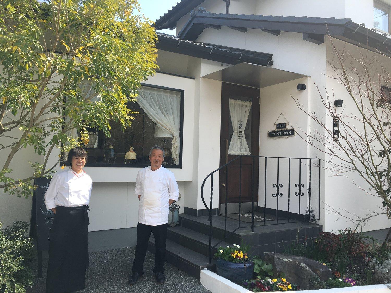 Nishikigawa French Restaurant by Kintai - Iwakuni