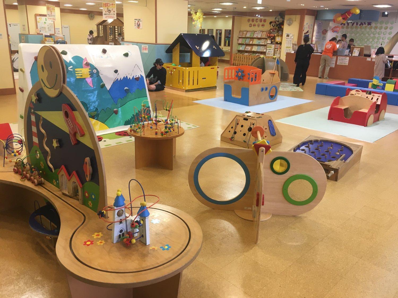 HOW Kids Play Place in Kitakyusu