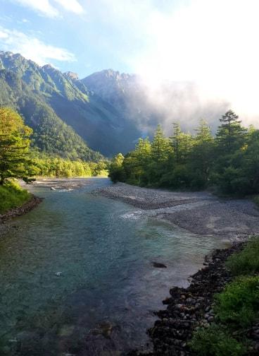 Kamikochi, Nagano Prefecture