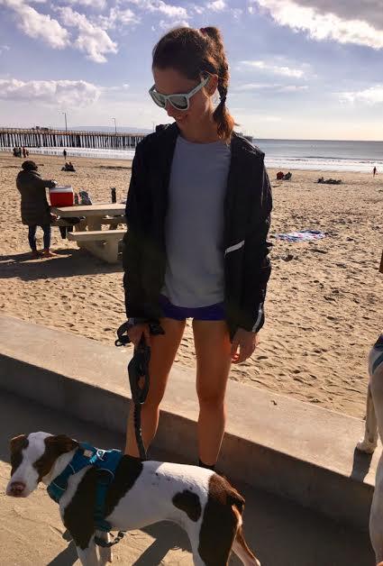 Beach pup!