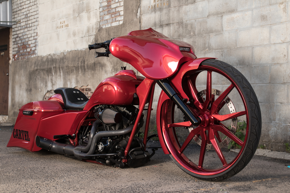 Red Road Glide