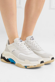 https://www.net-a-porter.com/ca/en/product/1039541/balenciaga/triple-s-leather-and-suede-sneakers