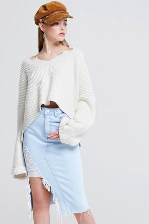 https://www.storets.com/products/delia-destroyed-denim-skirt