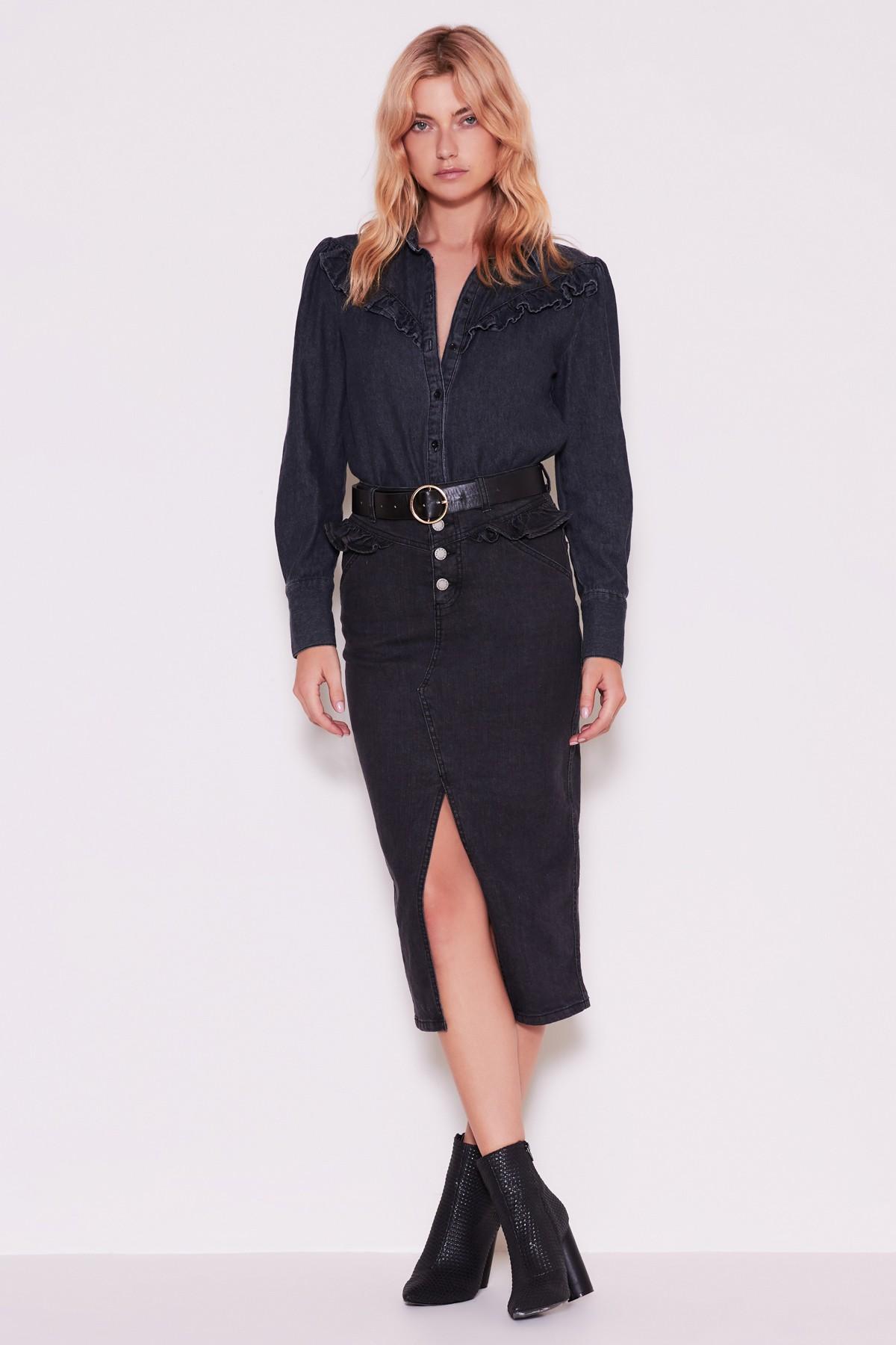https://us.fashionbunker.com/subject-skirt-washed-black