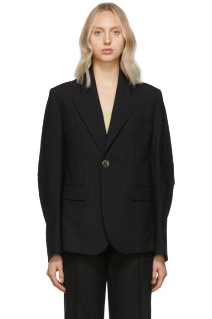 https://www.ssense.com/en-ca/women/product/namacheko/black-borujerd-blazer-/3583009