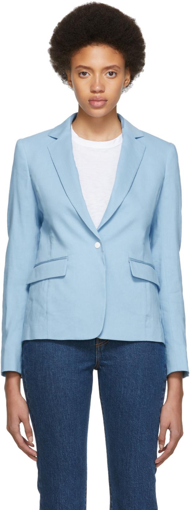 https://www.ssense.com/en-ca/women/product/rag-and-bone/blue-lucy-blazer-/3915141