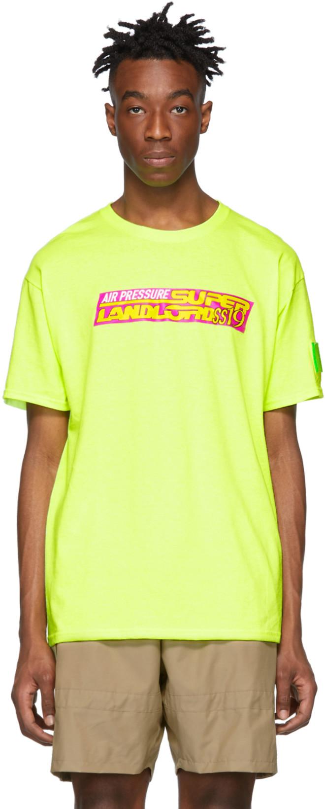 https://www.ssense.com/en-ca/men/product/landlord/yellow-air-pressure-t-shirt/3678289