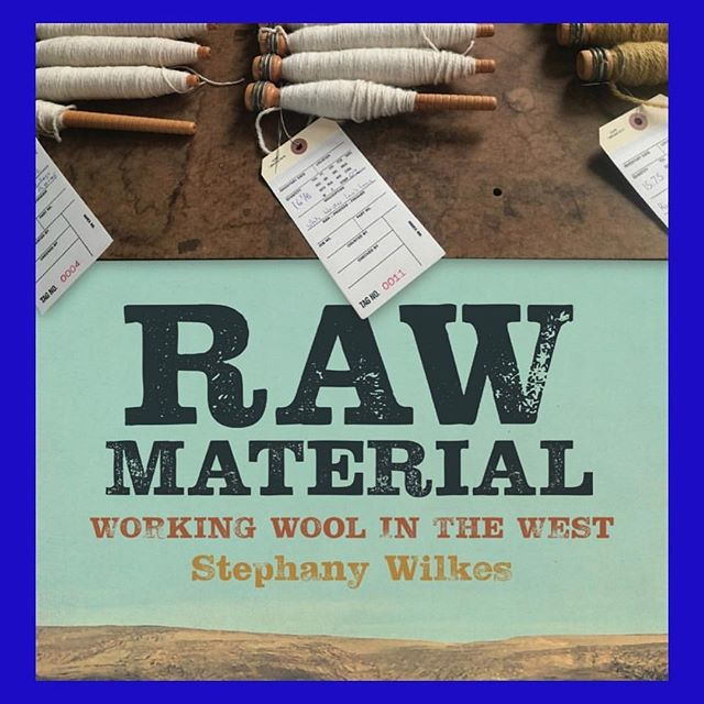 Excited to be participating in this event  @tatterbluelibrary on 3/16. California based sheep shearer Stephany Wilkes @ladysheepshearer will be reading excerpts from her new book And we'll have our NYS Regional Yarn Sourcebook at Tatter along with a pop up fiber sale with Regional yarns from @cabbagehillfarm #dashingstarrfarm @farawayfarmalpacas. Join us at this special event to meet Stephany Wilkes and support our work to build the #regionaltextilesupplychain #decentralizedtextiles #localeconomiesmatter