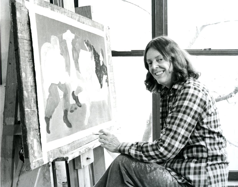 Philip G. Cavanaugh,  March in the Studio , March 31, 2004
