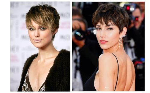 Jennifer Lawrence y Úrsula Corberó