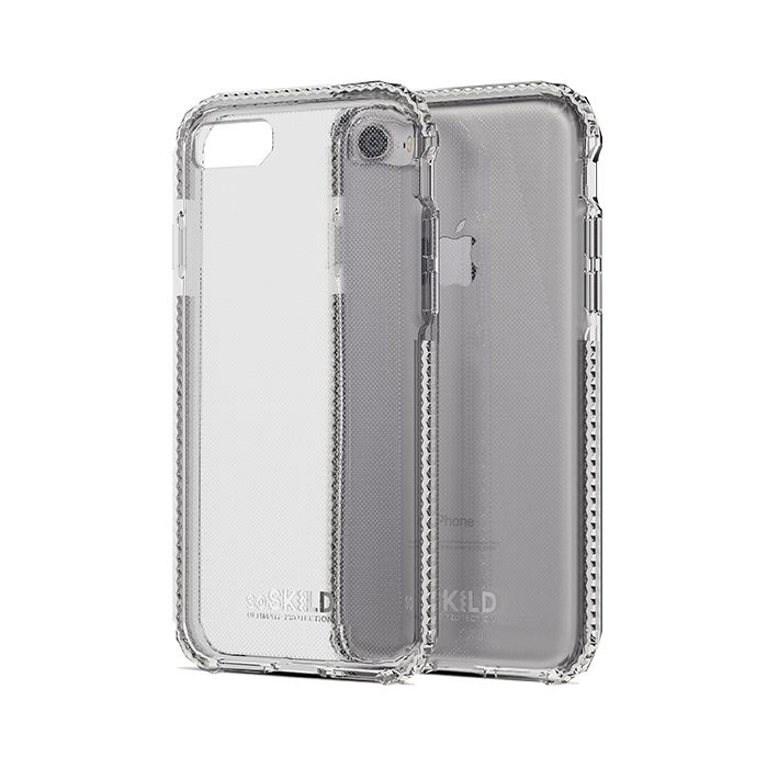 Defend - For a carefree life.The edges are fitted with the Zigzag structure® which is made from a harder type of material. This more robust version of the structure ensures that the impact is spread along the edges of the case to defend against any lifestyle.