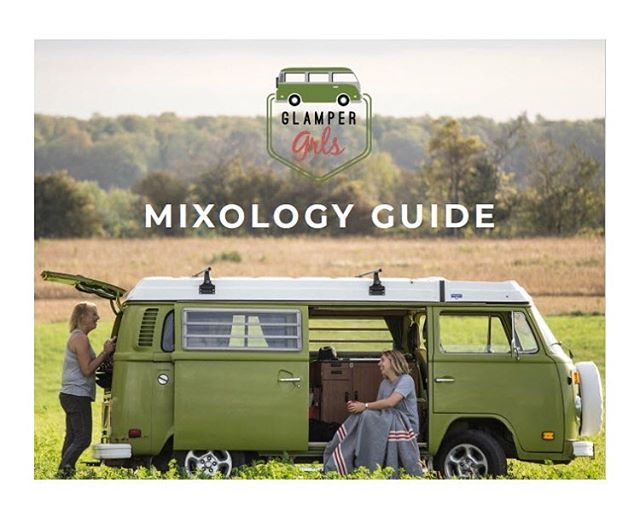 Happy Birthday to the amazing designer @emlaytay of the Glamper Grls Mixology Guide! Check out some of her other projects at @emilytarrantdesign or download the outdoor cocktail guide at GlamperGrls.com ! 🎉🎉 . . . #outdoorlife #summer18 #travelcanada #graphicdesign #graphicdesigner #glamping #mixology #mixologyguide #cocktail #cocktailguide #cocktailrecipe #drinkstagram #instadrink #tuesday #happycamper #happybirthday #vanlife #vanlifemovement #explore #getoutside #neverstopexploring #luxurycamping #classicvw #vwcamper #vwcampervan #mixologist #supportlocal #shoplocal #smallbusiness