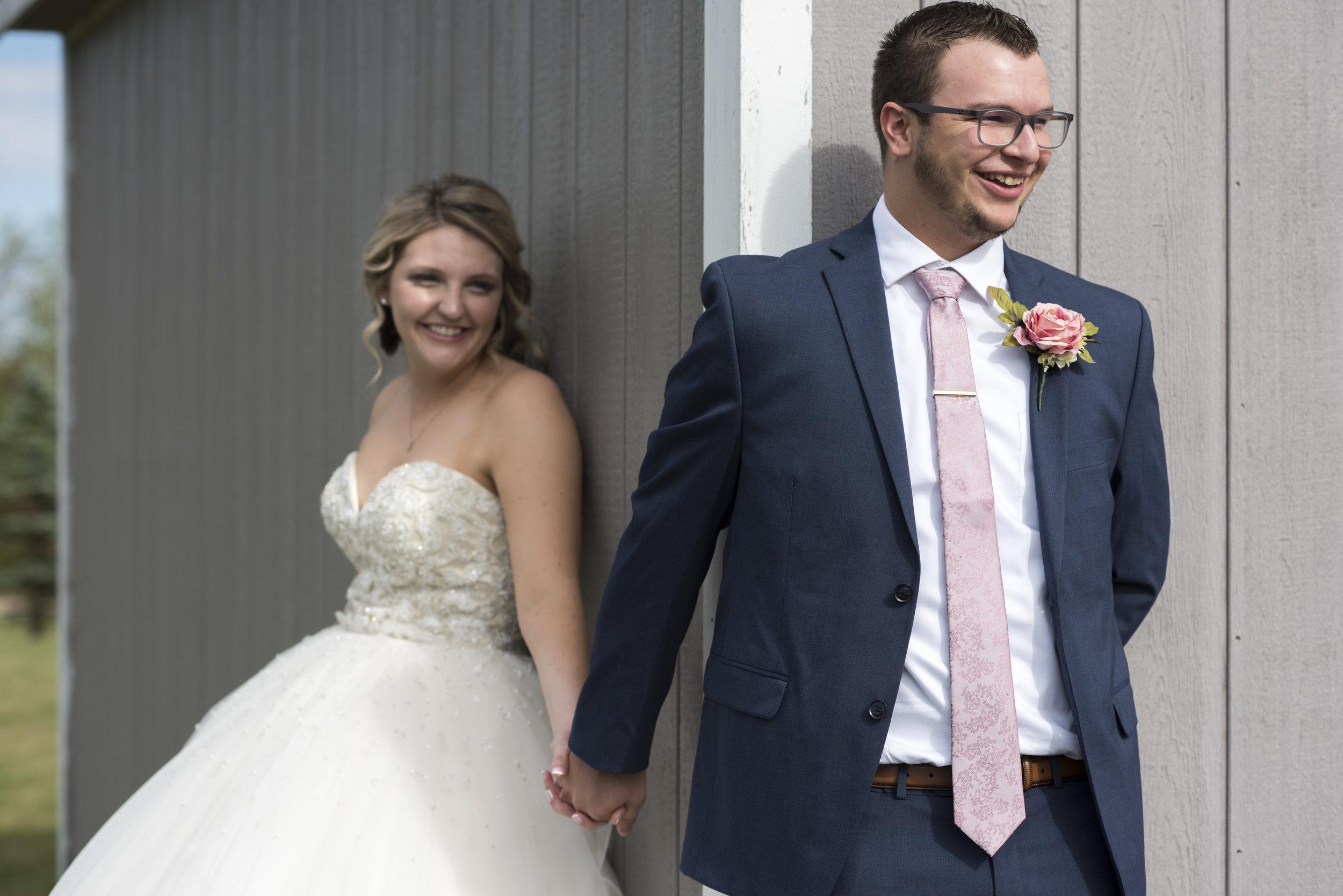 Bear Creative Co., Columbus Ohio Wedding Photographer, Prairie Stone Farm, Wedding Day