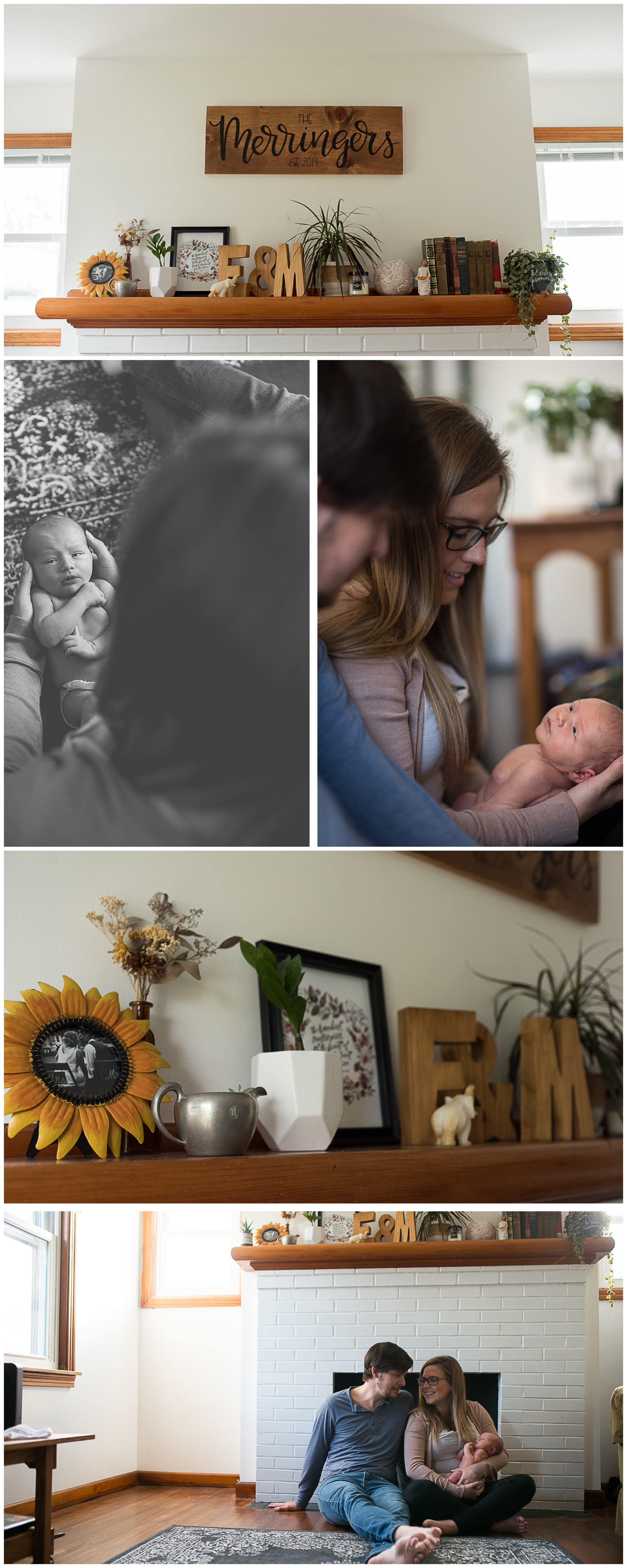 Bear Creative Co., Lifestyle Photography, Columbus Ohio Photographer, Family Session, Newborns, In Home Sessions