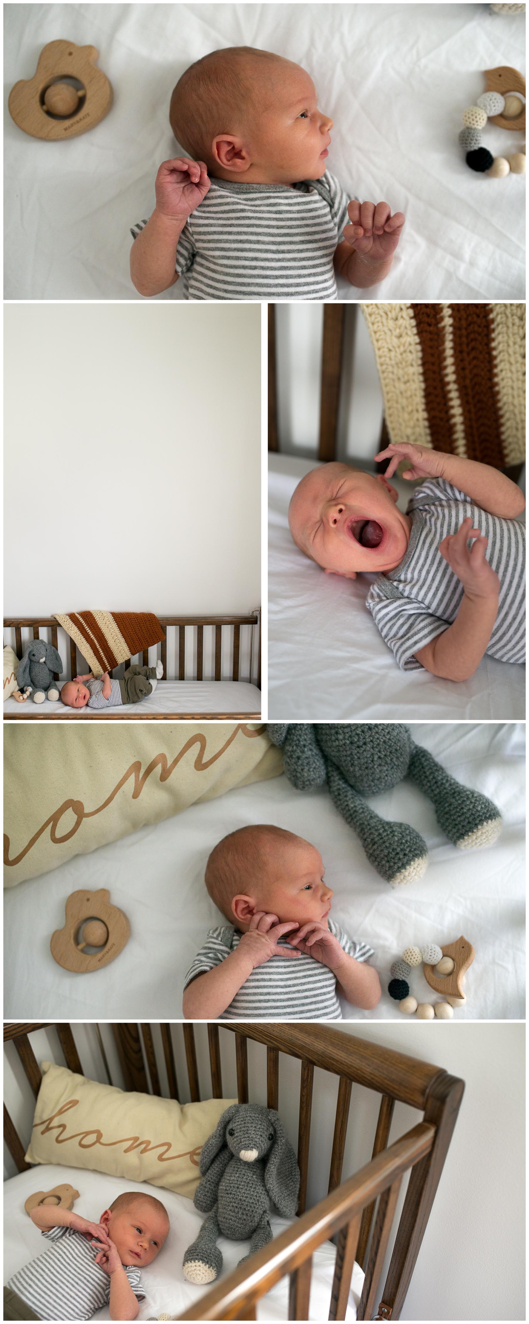 Bear Creative Co., Family Session, In Home Session, Newborn Session, Columbus Ohio Photographers