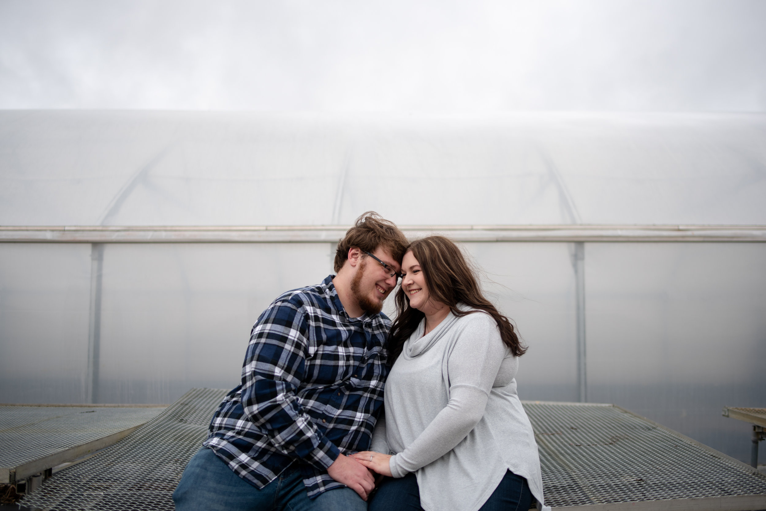 Bear Creative Co, Columbus Ohio Photographer, Columbus Ohio Wedding Photographer, Engagement Session, Canal Winchester Ohio, Rock City Church