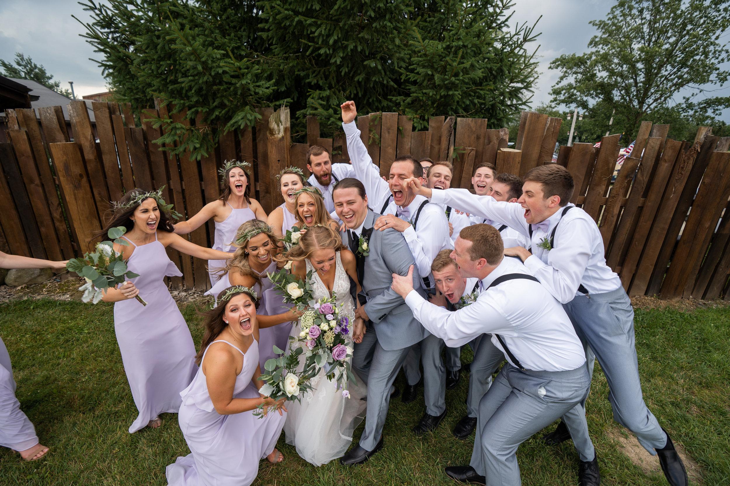 Bear Creative Co, Columbus Ohio Photographer, Columbus Ohio Wedding Photographer, Autumn Lakes, Campground Wedding, Sunbury OH, Columbus Ohio, Destination Photographer