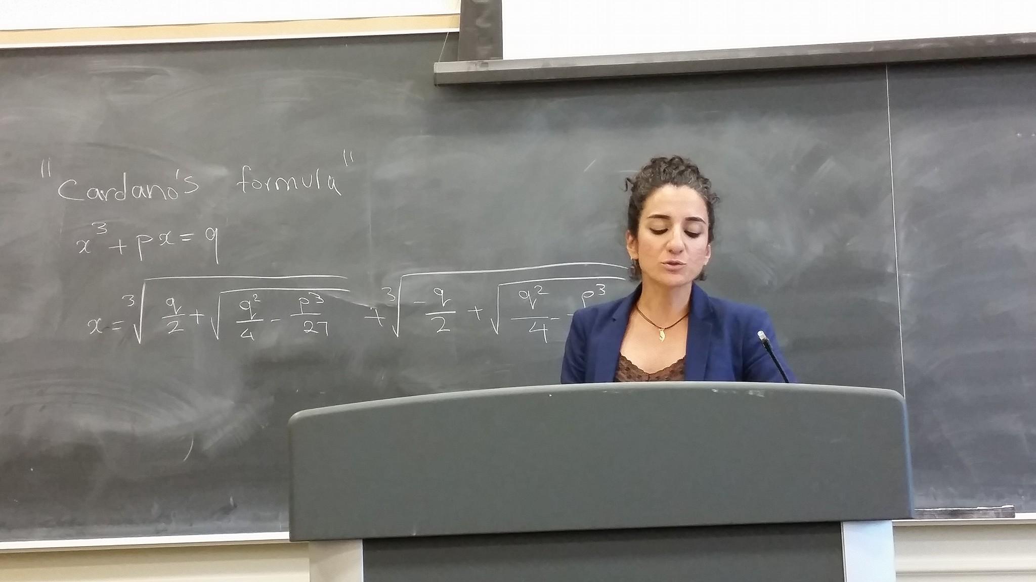 Talk at Texas Tech University, 2017