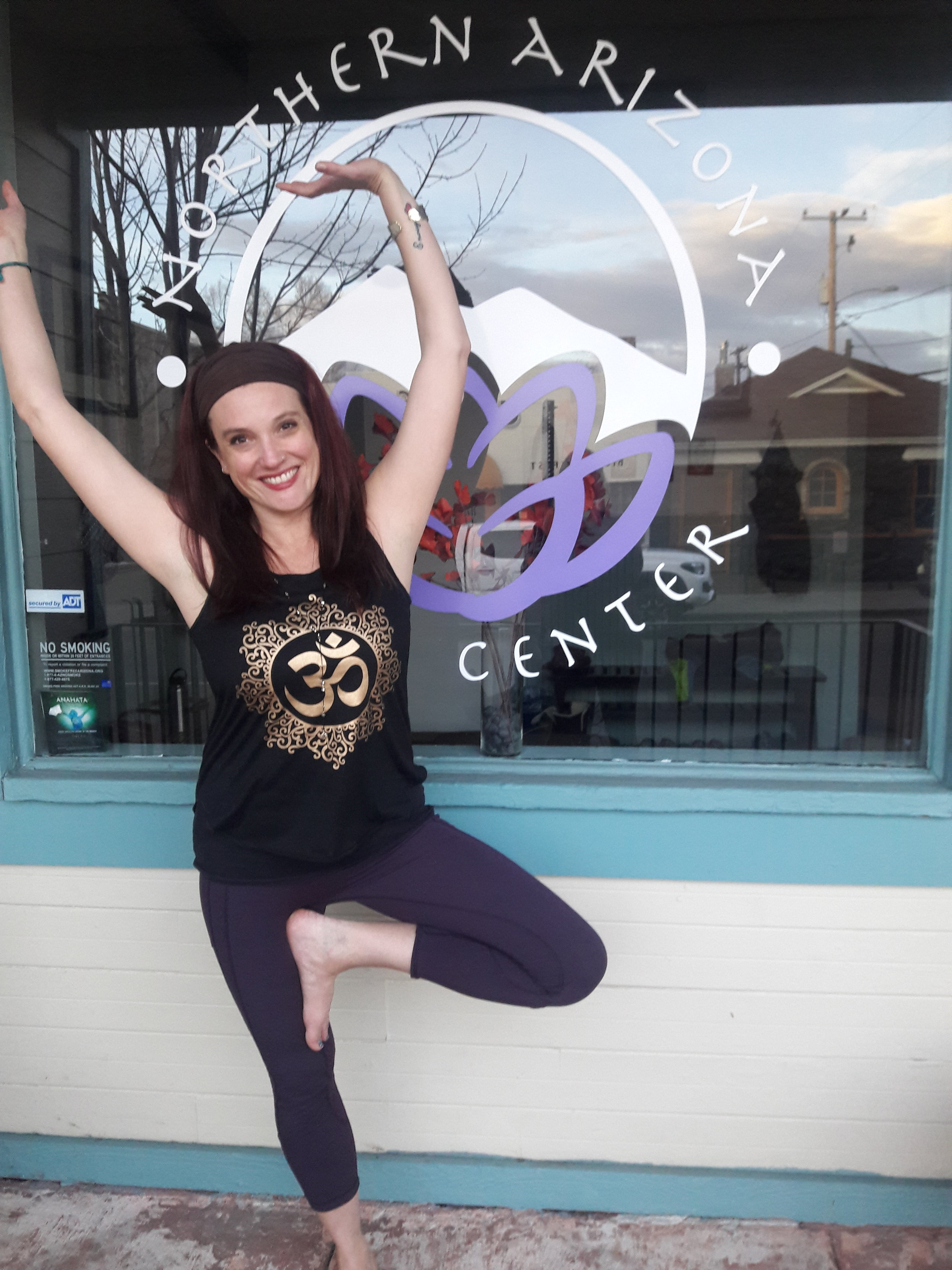 Shannon Arnett - Shannon Arnett, MA, CEHP, RYT-500Shannon has been teaching yoga since 2010, and is certified through the Unity Yoga Traditions (200 hr) with The Southwest Institute of Healing Arts. She completed her 500 hour Yoga Teacher Training with Vertical Soul Yoga at Northern Arizona Yoga Center. Shannon found yoga as a healing practice in her own life in 2003 and has been practicing many forms ever since. In collaboration with her psychology and energy health background, she weaves yoga throughout her spiritual and professional practice as a holistic coach with clients in her LLC and with patients in her role as a Whole Health Coach with Vera Whole Health.Shannon's classes are dedicated to all levels, all beings feeling at home in the experience of the body, with yoga as a powerful and gentle conduit for healing, joy, and transformation. Yoga for Shannon has been an wonderful vehicle to acceptance and she strives to bring this to each of her classes whether they be a challenging flow format or a gentle guided yin/meditation experience. Northern Arizona Yoga Center is her studio home and she is humbled and blessed always by the fellow students and teachers at NAYC