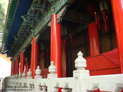 Wong Tai Sin's Chinese Temple Architecture