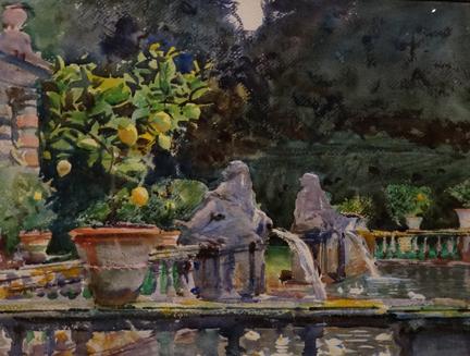 www.kimminichiello.com Villa di Marlia, Lucca: A Fountain