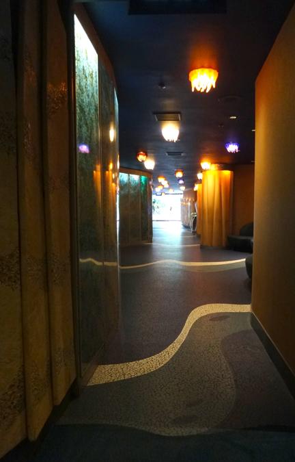 Entrance Hall Looking Back Toward Lobby