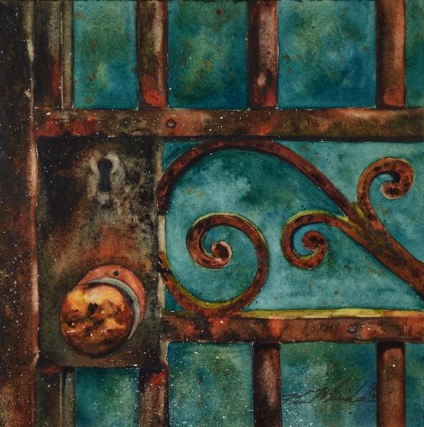 French Quarter Gate