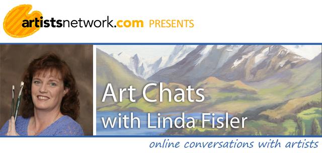 Art Chats Interview - Interview on Linda Fisler's