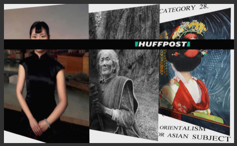 The Huffington Post - Third Place in the 2017 American Art Awards, Orientalism or Asian Subject Matter Category and Third Place in the Watercolor Human Figure Category. Article in Huffington Post here and here.