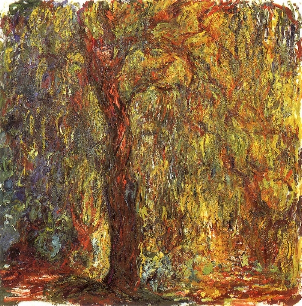 Painting at the Musée Marmottan Monet, Paris, Done while Monet had Cataracts_ Photo: Wikimedia Commons