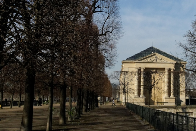 L'Orangerie, Paris, France  Photo: Wikimedia Commons