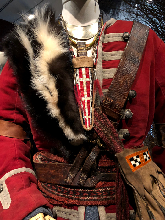 Costume, Native American Character