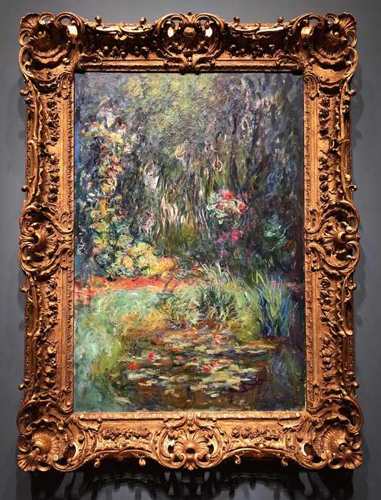 Corner of the Water-Lily Pond 1918, 1919