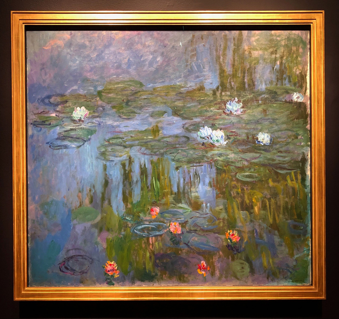 Water Lilies1914, 1915