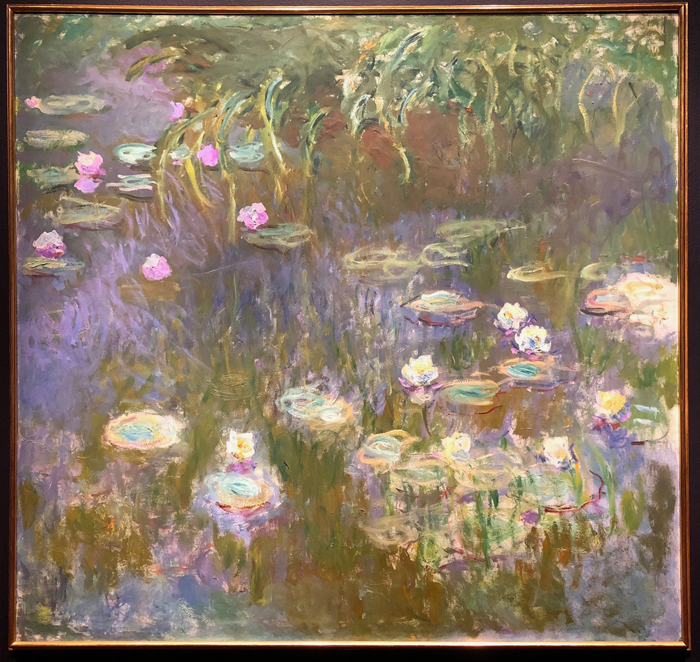 Water Lilies 1921, 1922?