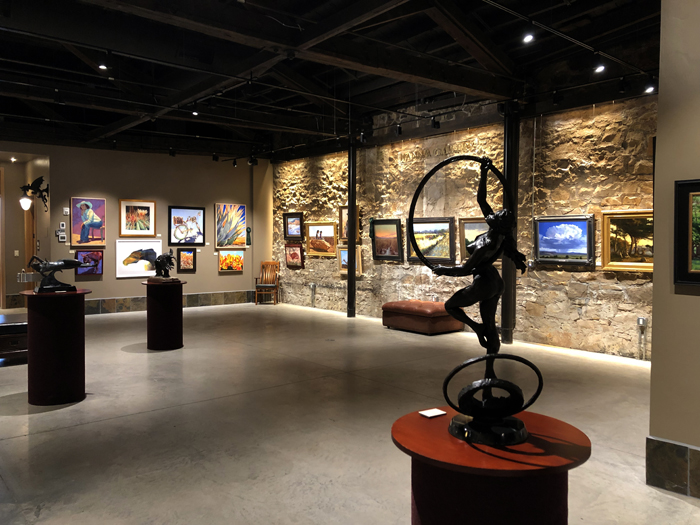 Steamboat Art Museum, Looking West: An Exhibition Highlighting Works by American Women Artists