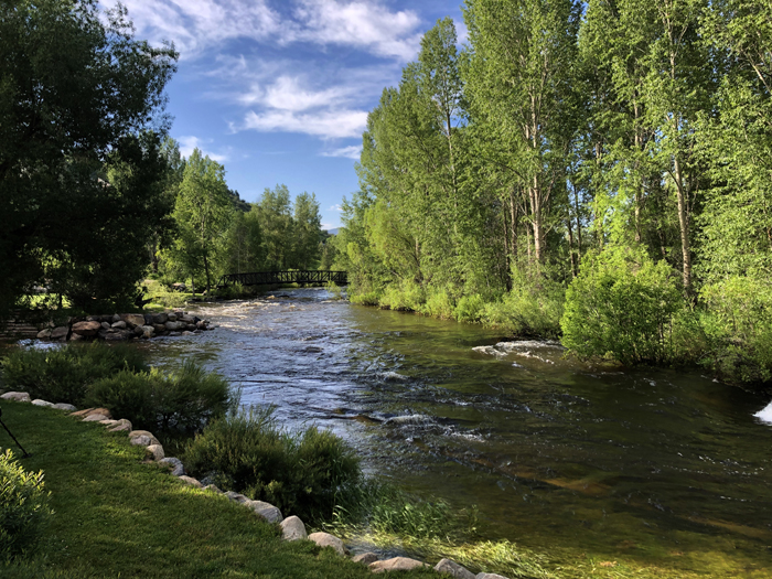 The Yampa River