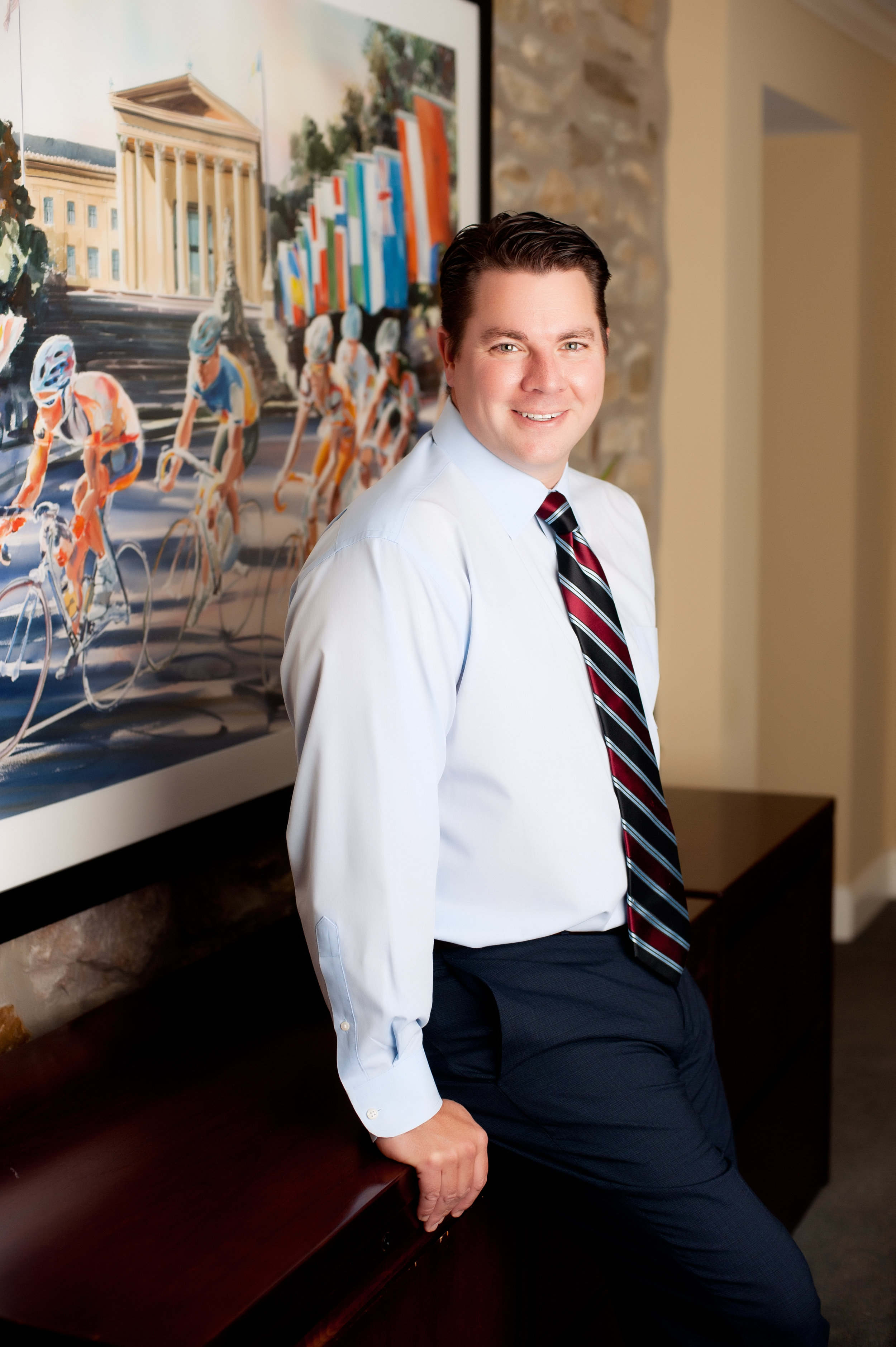 Mike Gulbinski - Mike has been part of the Marathon Mortgage family since 2004. He is a 1996 graduate of Rider University. As a Mortgage Consultant, Mike's role is to originate loans through the realtionships he has developed with Realtors as well as past clients. Flexiblity and understanding are the strengths that make Mike a superior Loan Officer. Yet, he prides himself on the level of service he provides his clients.Mike has received numerous awards for his service in the business, as noted in Philadelphia Magazine's
