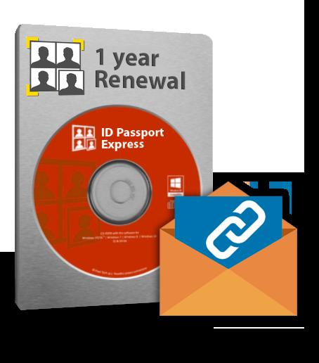 1 year renewal passport Express.png